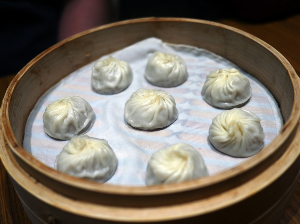 sweet taro xiaolongbao at din tai fung covent garden