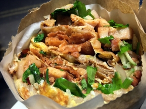 Pleasant Lady Jian Bing Trading Stall review – the Chinese crepes full of snap, crackle and spice