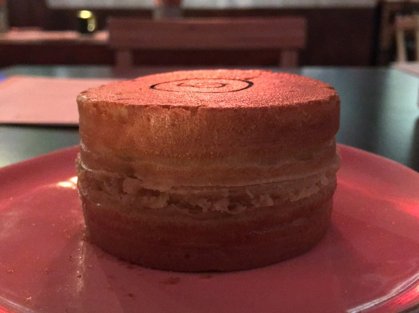 wheelcake at bao and bing