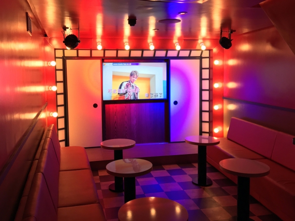 illustrative photo of the karaoke room at Bao Borough