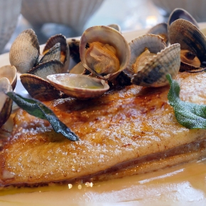 Siren at The Goring review – seafood that isn't fit for a Queen