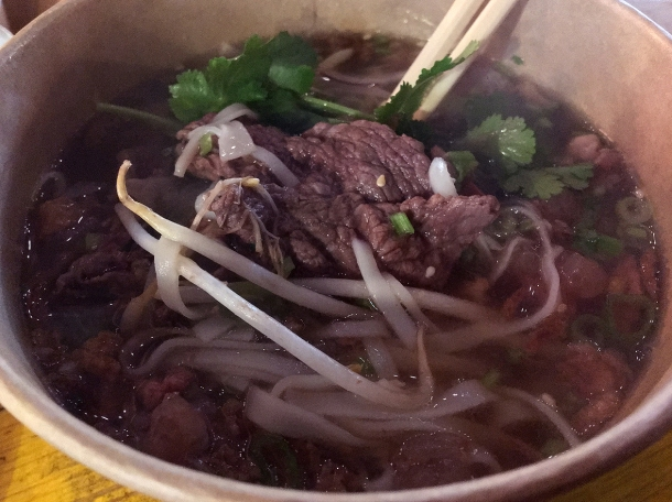 illustrative photo of the pho at Mercato Metropolitano