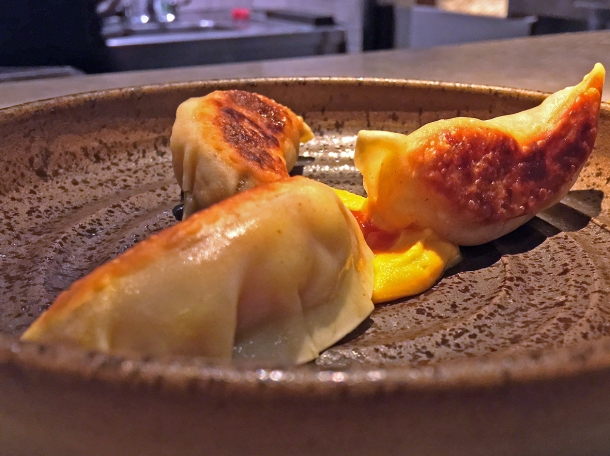illustrative photo of the gyoza from Chotto at Arcade Food Theatre Centre Point