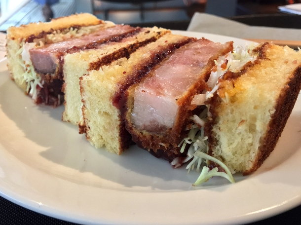 illustrative photo of the pork katsu sando from Tou Tata at Arcade Food Theatre Centre Point