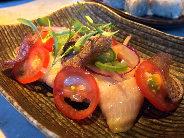 illustrative photo of the sashimi from Chotto at Arcade Food Theatre Centre Point