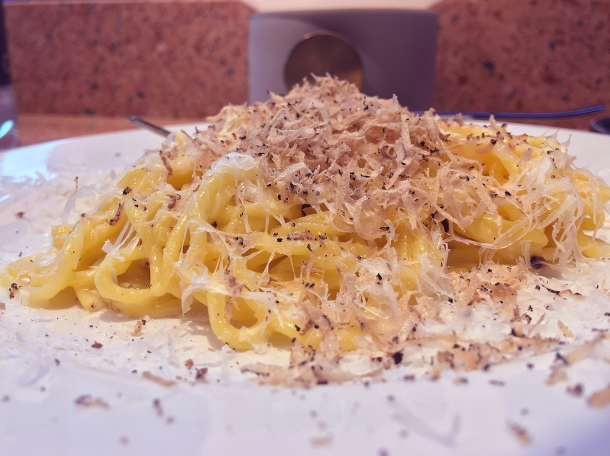illustrative photo of the taglioni from Lina Stores at Arcade Food Theatre Centre Point