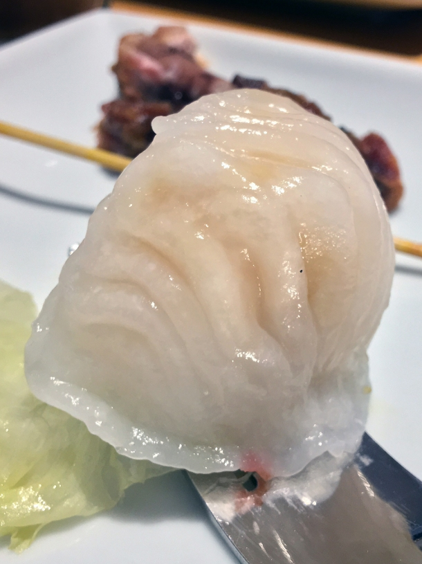 illustrative photo of the har gau at Wau