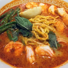 Wau review – Malaysian food heats up Newbury