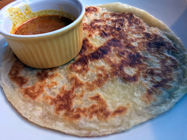 illustrative photo of the roti at Wau Newbury