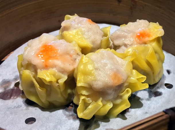 illustrative photo of the siu mai at Wau