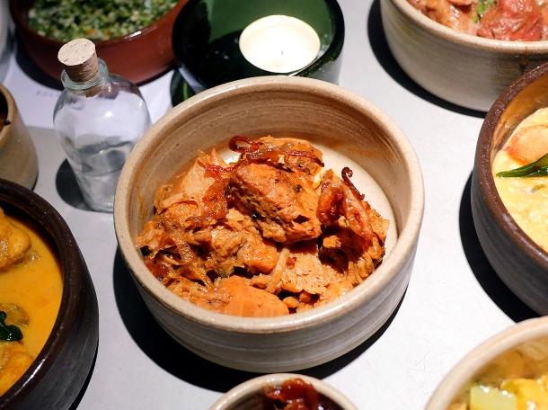 illustrative photo of the chicken curry at Kolamba