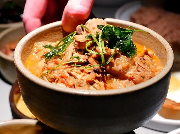 illustrative photo of the jackfruit curry at Kolamba