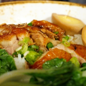 Baozi Inn London Bridge review – Cantonese roasts and Sichuanese dumplings under one roof