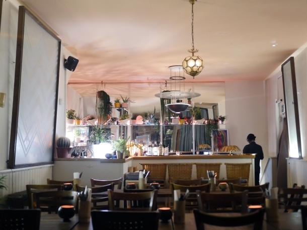 illustrative photo of the dining room at Bong Bong's Manila Kanteen