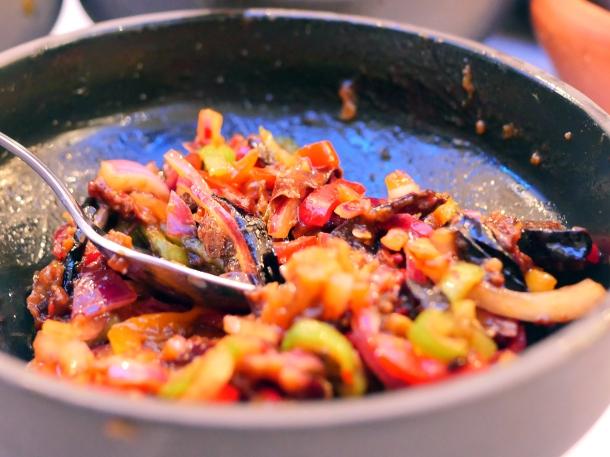 illustrative photo of the aubergine moju at Colombo Kitchen