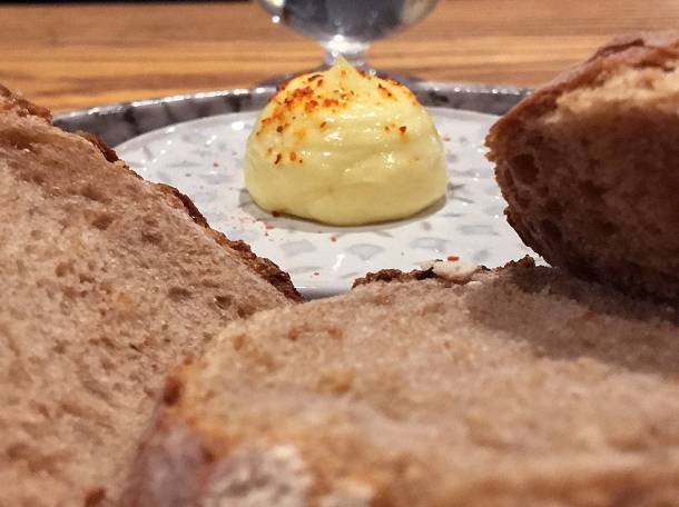 illustrative photo of the bread and butter at Volta do Mar