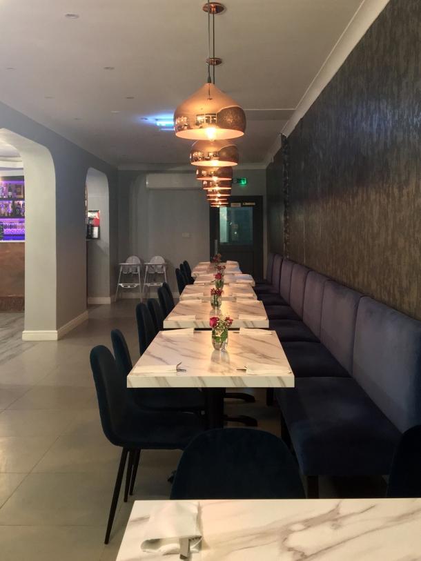 illustrative photo of the interior at Colombo Kitchen