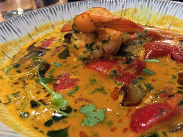 illustrative photo of the mocqueca at Volta do Mar