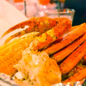 Trap Kitchen review – affordable seafood swims into Balham viaInstagram