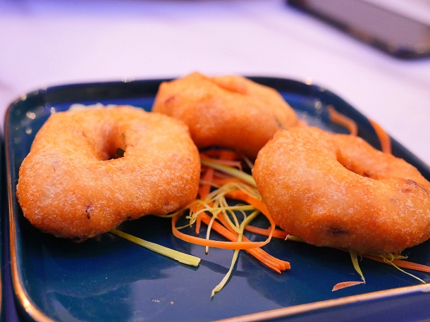 illustrative photo of the vadai at Colombo Kitchen