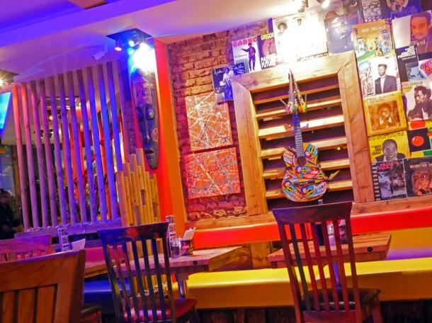 illustrative photo of the decor at Yah-So Croydon