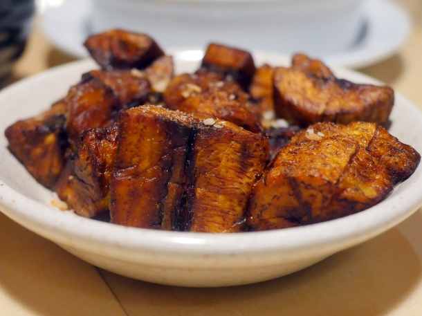 illustrative photo of the dodo fried plantain at Chuku's