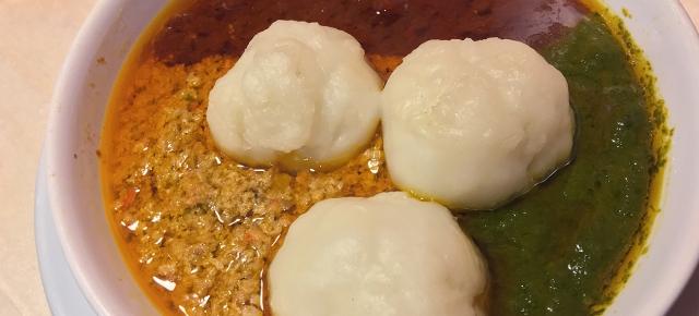 illustrative photo of the egusi bowl at Chuku's