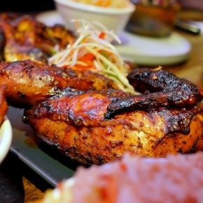 Yah-So review – look beneath the chintz at this Jamaican restaurant in Croydon