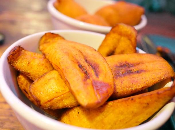 illustrative photo of the plantains at Yah-So