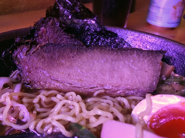 illustrative photo of the Kauboi beef ramen at Kauboi Ramen