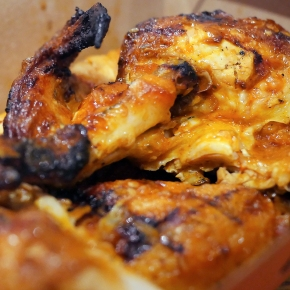 Nando's vs Roosters Piri Piri review – cheap and cheeky chicken comparison