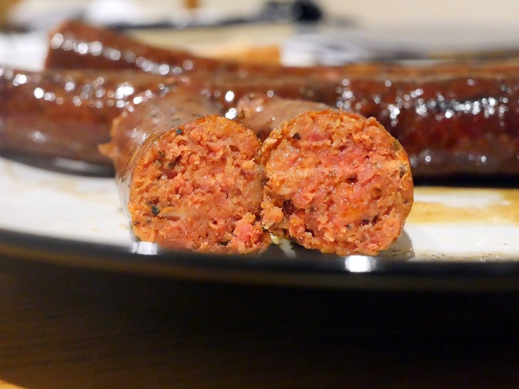 illustrative image of the hot links from Pappy's