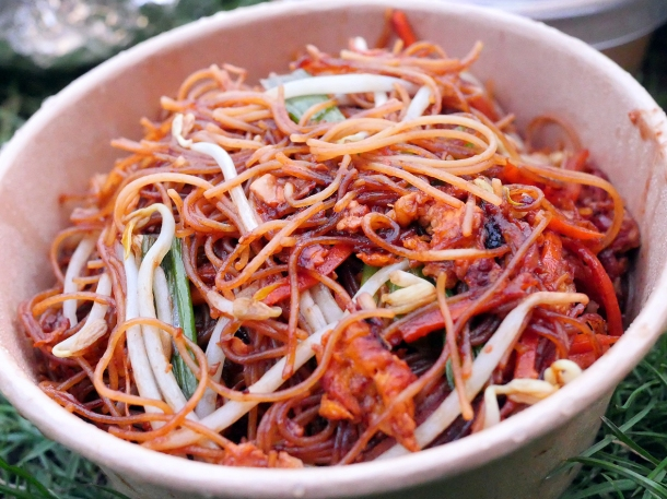 illustrative image of the vermicelli from Lao Cafe