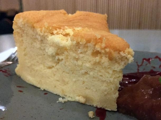 illustrative photo of the cheesecake at Craving Tottenham